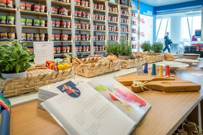 Pastificio Di Martino inaugura il primo pasta store monomarca d'Italia