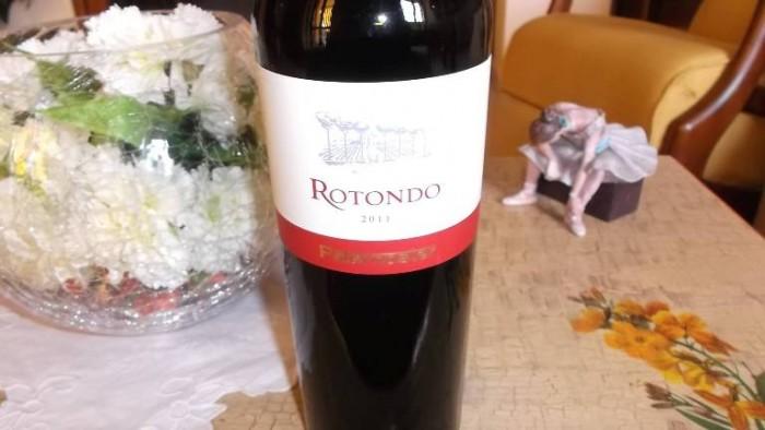 Paternoster Rotondo Aglianico del Vulture Doc 2011