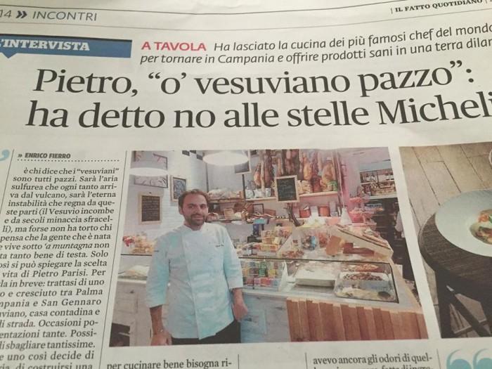 Pietro Parisi Fatto Quotidiano