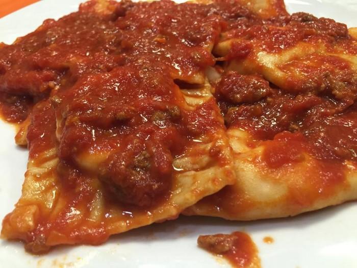 Pizza e maccarun, i ravioli