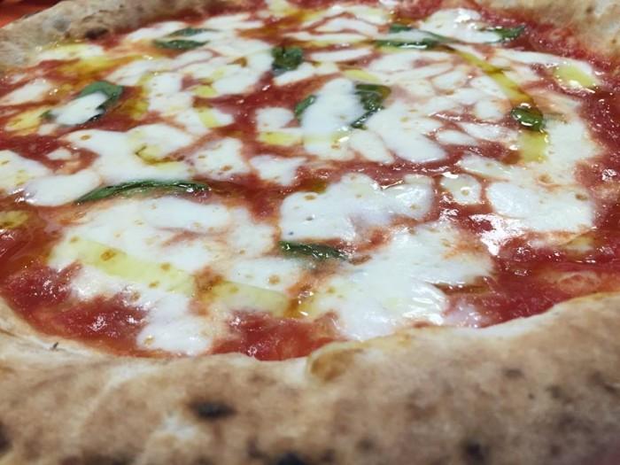 Pizza e maccarun, la margherita
