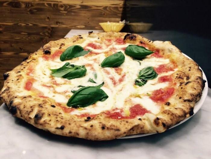 Pizza margherita Gennaro Salvo
