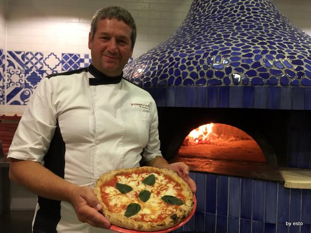 Pizzagourmet. Giuseppe Vesi