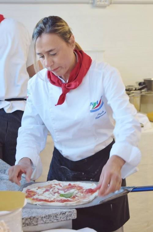 Pizzeria Verace, Paola Cappuccio