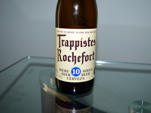 Rochefort 10 della Brasserie de Rochefort