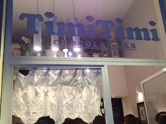 TimiTimi, Chocolat Lab, Salerno