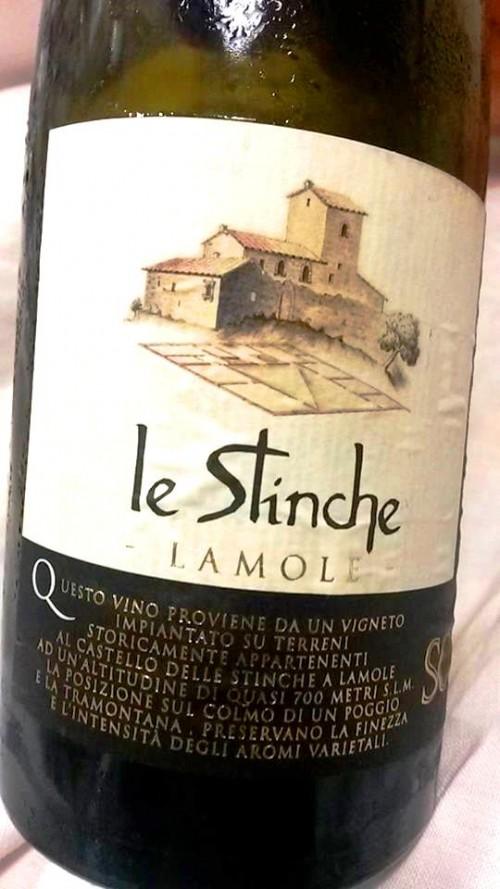 Toscana IGT Le Stinche 2014 Fattoria di Lamole