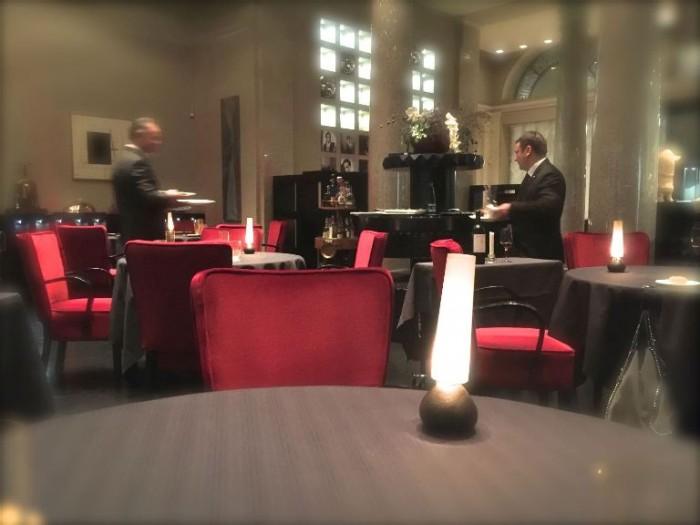 il nuovo ristorante Marchesi