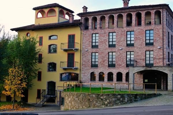 l'albergo della famiglia Brezza di Barolo