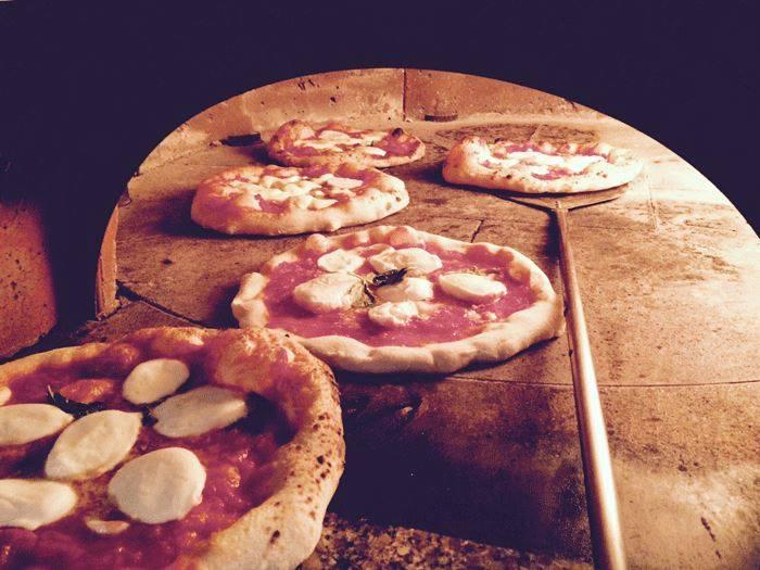 pizze in forno elettrico