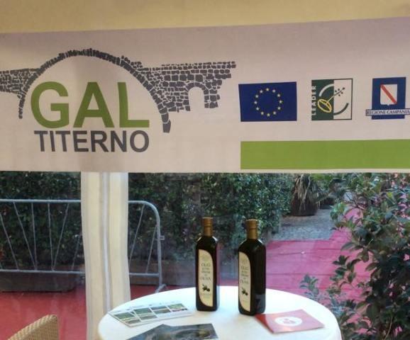 Olio extravergine di oliva - Olivicola del Titerno