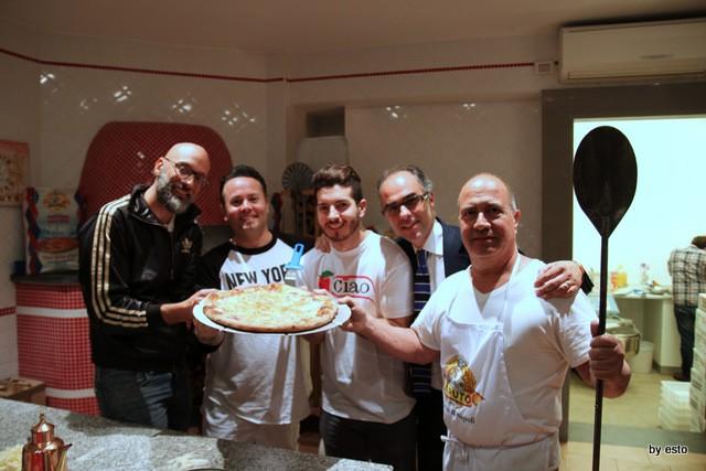 2-La Nuova Pizza Americana John Arena Giulio Adriani Tony Gemignani al Molino Caputo