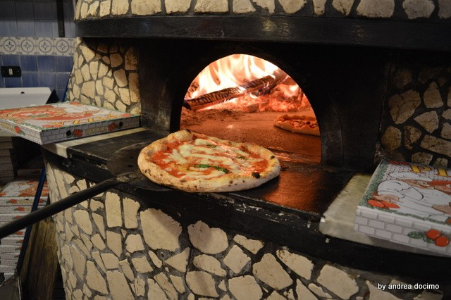 Pizzeria  Verace. La Margherita