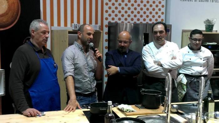 Al Centro Campania la cucina popolare con Mimmo De Gregorio