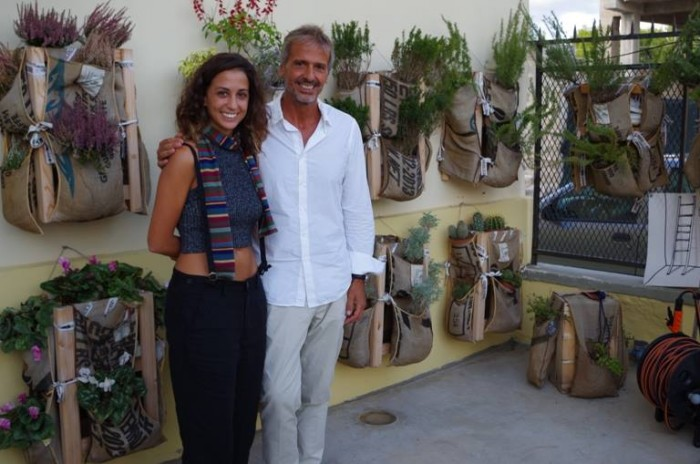 Alessandra e Claudio Quarta