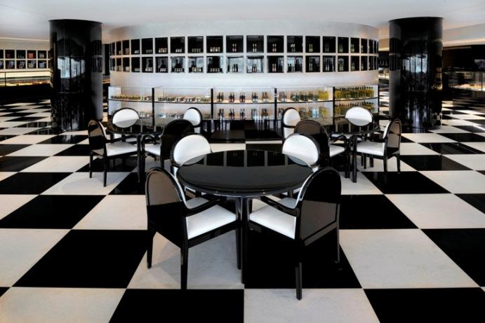 Armani Ristorante - Armani Hotel a Dubai - foto di Nicolas Dumont
