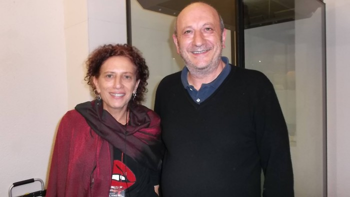 Betty Iuorio e Pasquale Amitrano