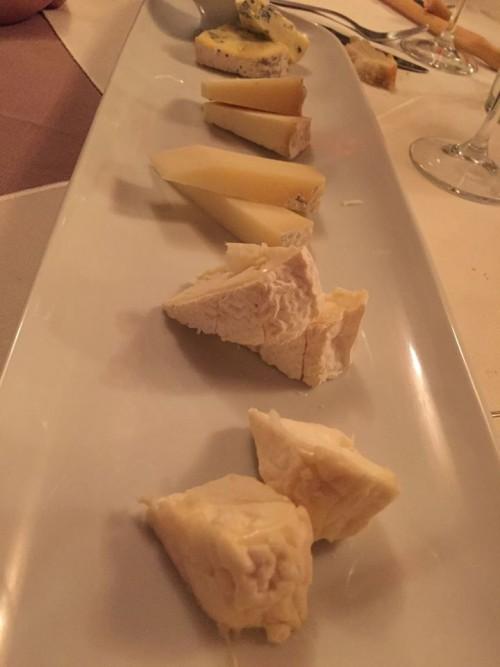 Cà del Re, i formaggi