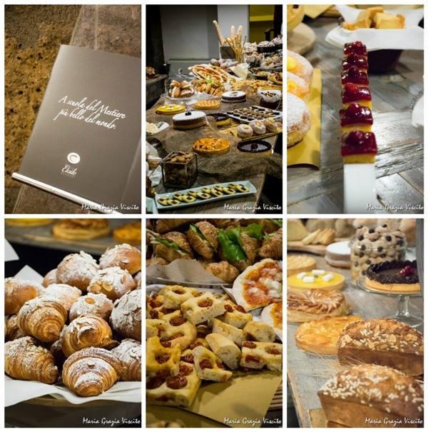 Campus Etoile Accademy, il buffet di benvenuto