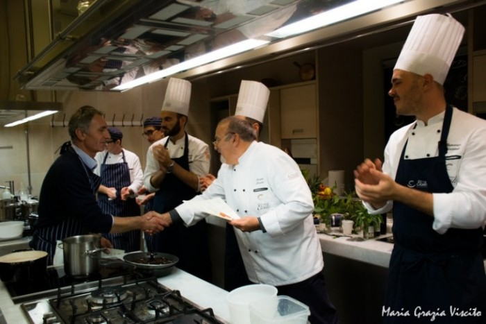 Campus Etoile Accademy, un momento del corso di cucina per i food blogger