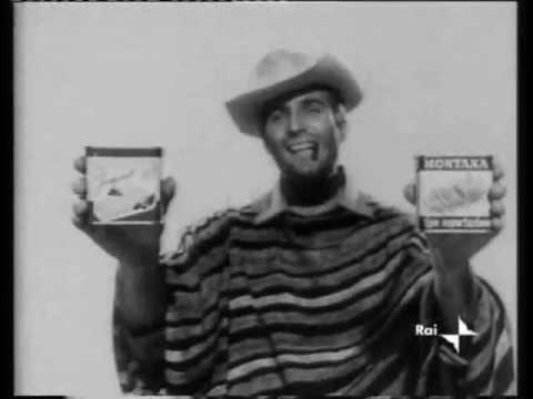 La reclame di Carne Montana negli anni '60