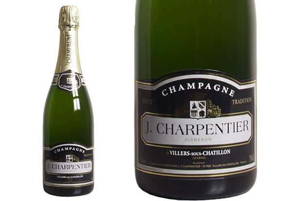 Champagne Brut Tradition J. Charpentier