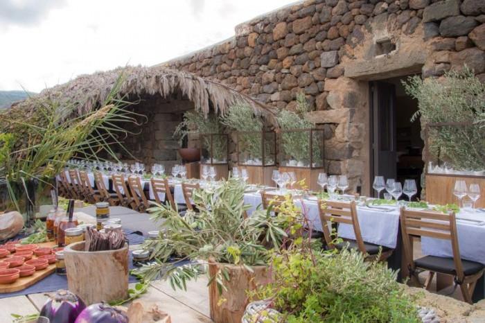 Coste Ghirlanda, l'ospitalità