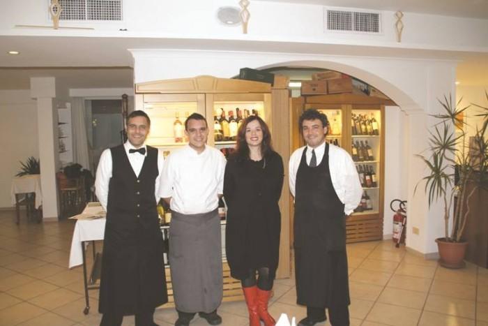 Da Ciccio, Giuseppe, Marco, Antonio