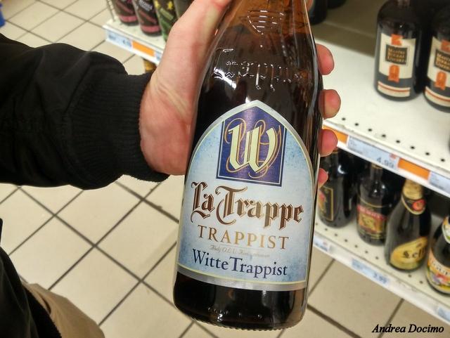 Decò. La Trappe Witte.