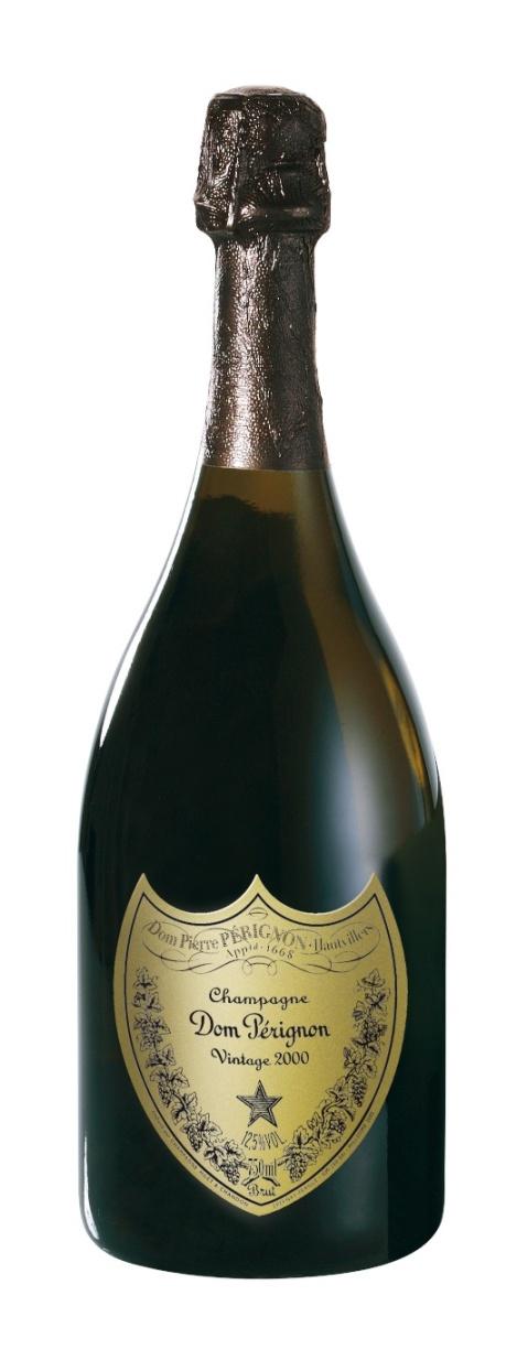 Dom Pérignon Vintage 2000