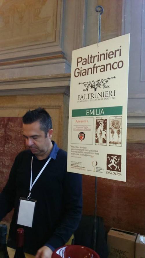 Enologica 2015, Paltrinieri