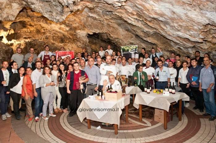 Festa in Condotta di Slow Food dell'Agro Nocerino Sarnese, una scorsa edizione