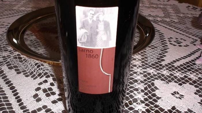 Fiano di Avellino Docg 2013 Tenuta Sarno 1860