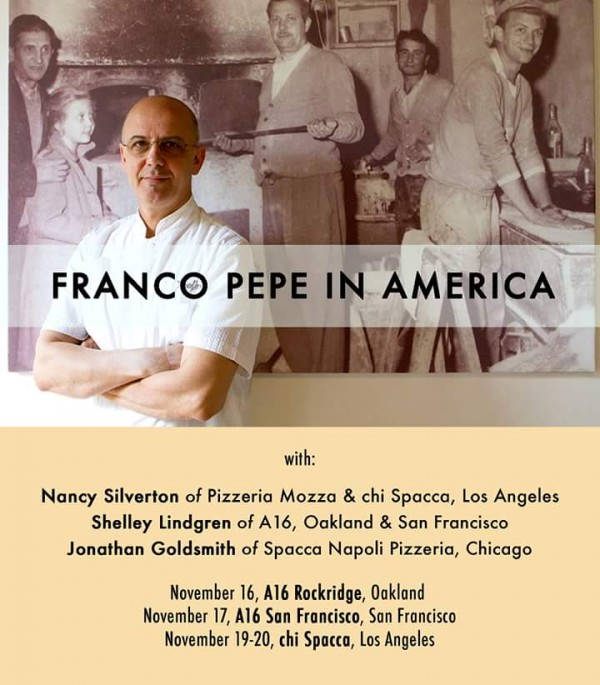 Franco Pepe a San Francisco