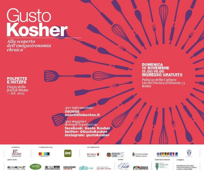 Gusto Kosher a Roma