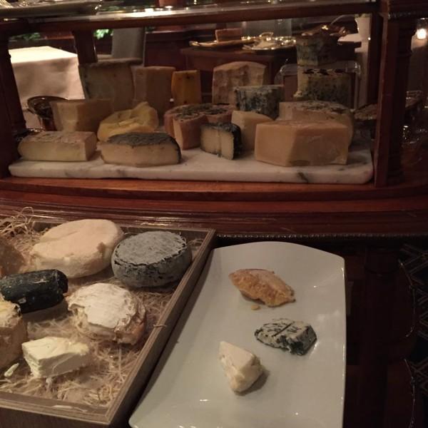 Heinz Beck, i formaggi