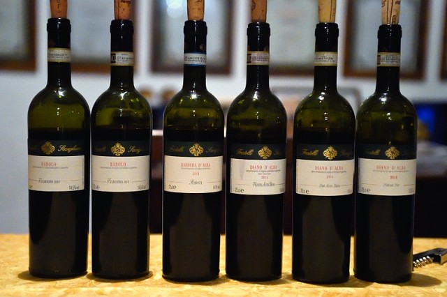 I vini Savigliano