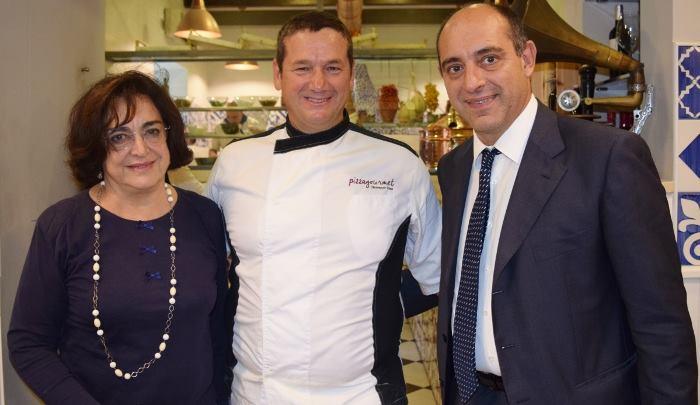 Marisa Maglietta, Giuseppe Vesi e Davide Maglietta