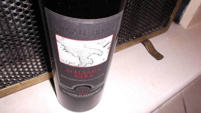 Megale Hellas Malvasia Nera Salento Igp 2012 Le Vigne di Sammarco