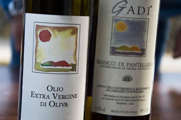 Murana, Gadì e l'olio di extra vergine di oliva