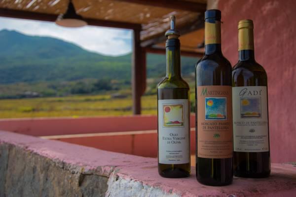 Murana, i vini