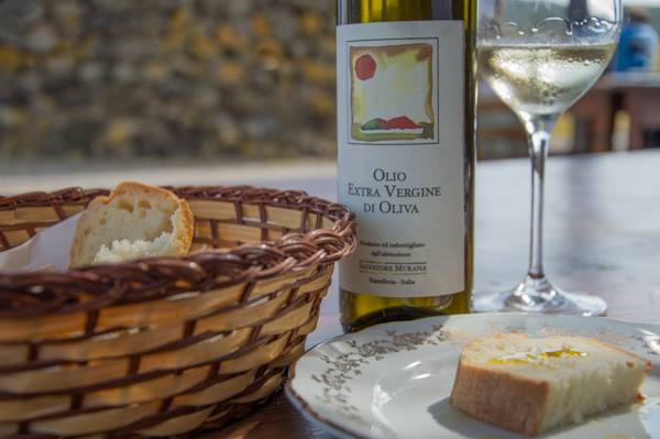 Murana, olio extra vergine di oliva