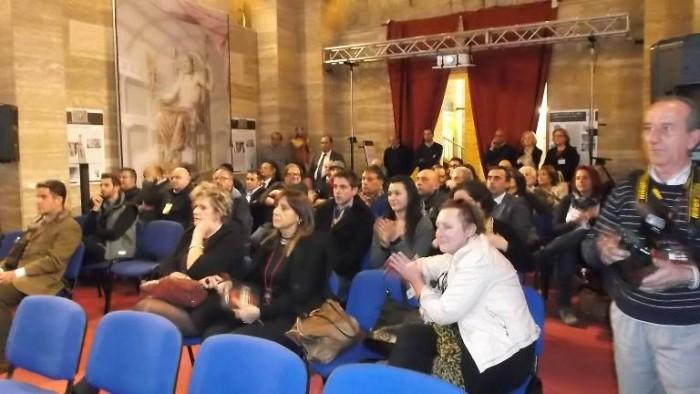 Museo Archeologico di Paestum, il pubblico presente al convegno