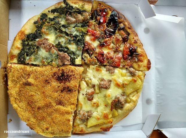 Panificio Michelangelo. Le pizze