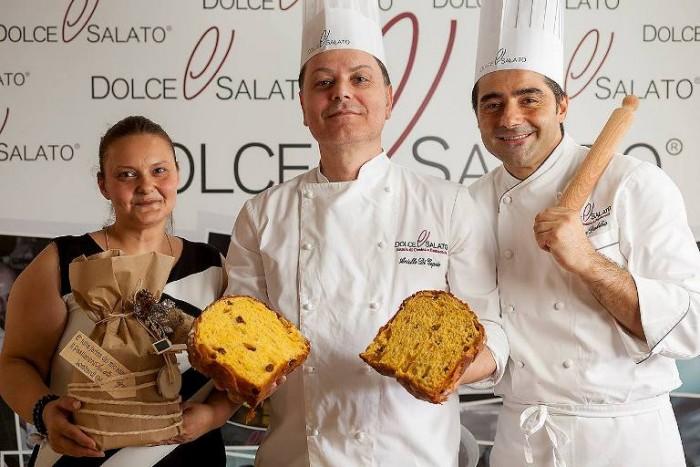 Pasticceria Lombardi, Angela  lombardi, Aniello di Caprio  e Giuseppe Daddio.