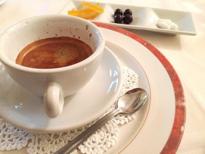 President, il caffè napoletano