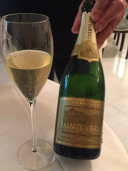 President, lo champagne