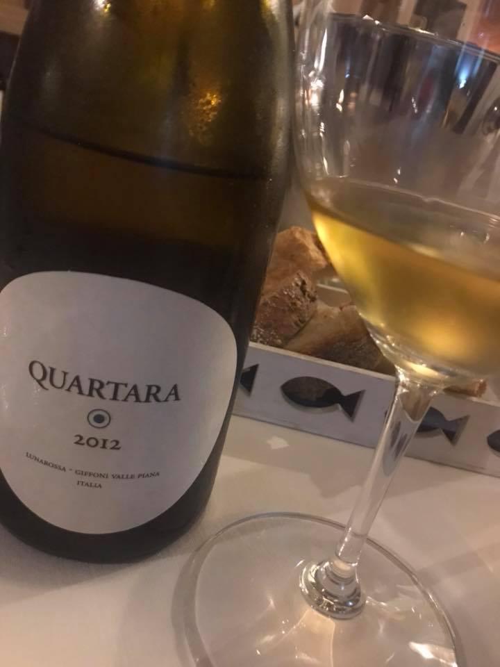 Quartara 2012 Lunarossa