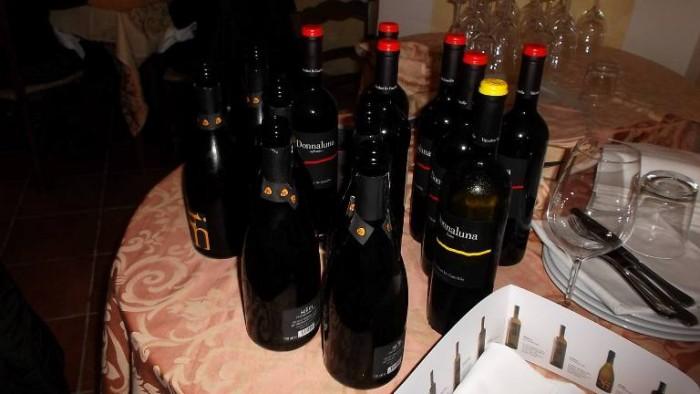 Le Macine, bottiglie di vino De Conciliis