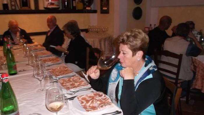 Ristorante Le Macine - Degustazione vini San Salvatore